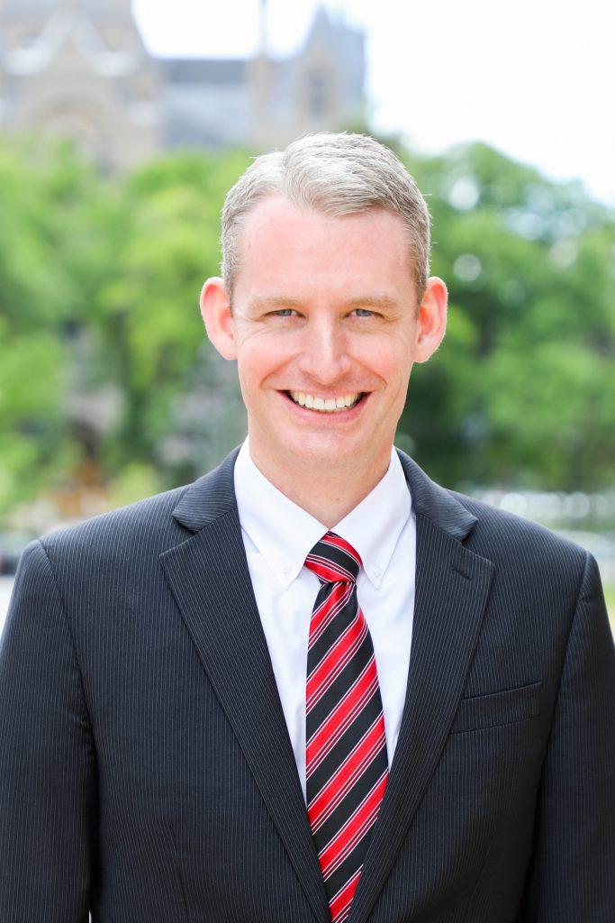 Daniel O'Bannon headshot